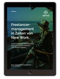 Whitepaper Freelancermanagement